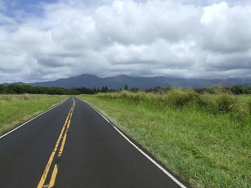 Ranch Roads, South Shore Kauai
