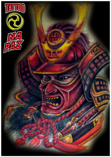 Tatuagem Oriental, Asian Tattoos by Pablo Dellic