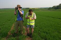Salisbury Plain 5 (Wessex Archaeology) Tags: archaeology ps ranges salisbury gps wiltshire archaeological survey recording salisburyplain surveying wessexarchaeology 63210 spta