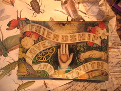John Derian decoupage tray!! by Theremina, on Flickr