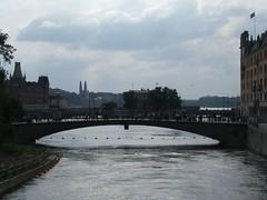 Bridge - Stockholm (mikestuartwood) Tags: bridge river sweden stockholm