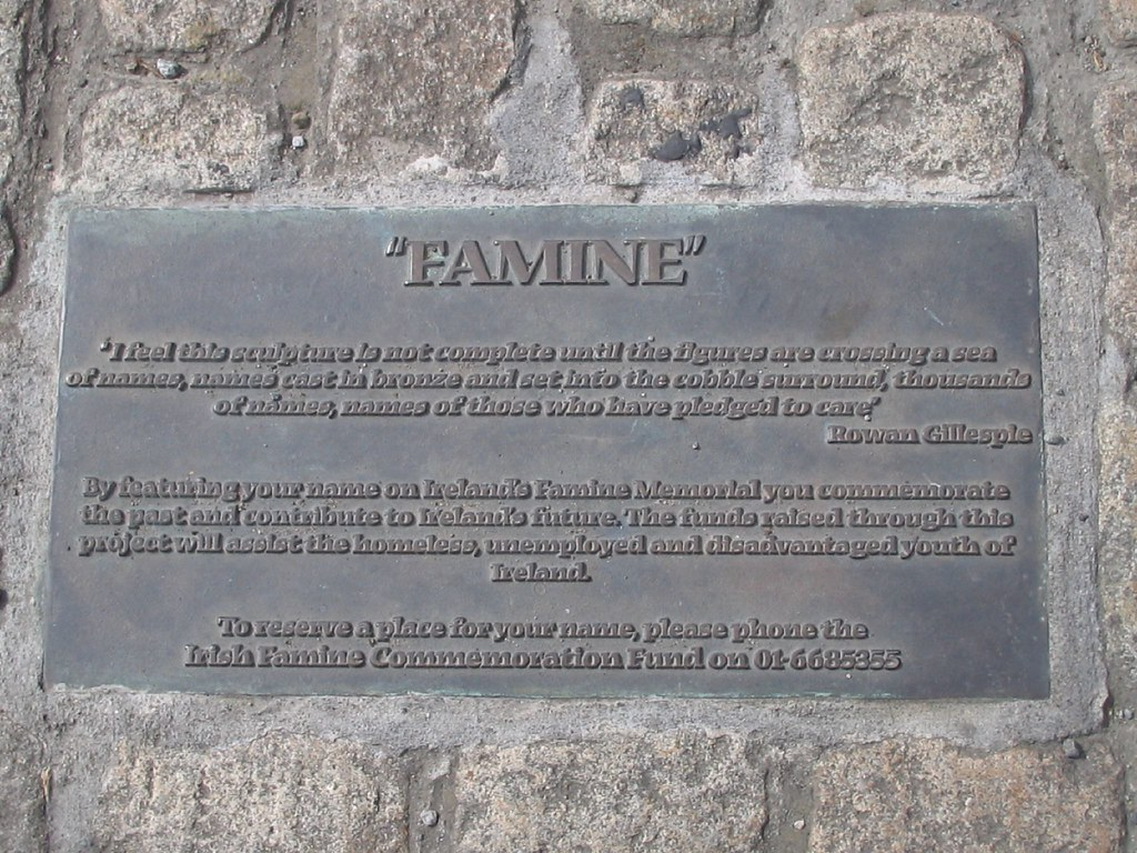 The Great Famine or the Great Hunger