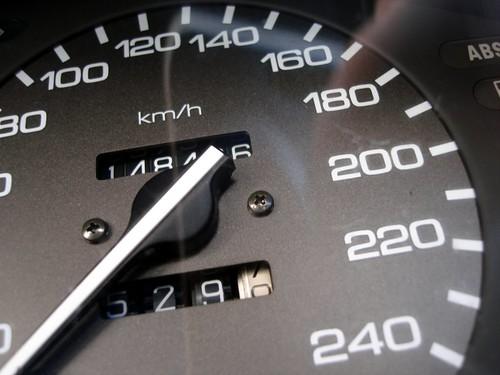 Speed-o-meter