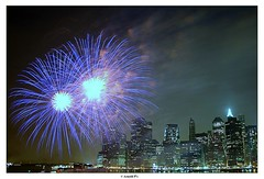 Happy 4th of July!!! (Arnold Pouteau's) Tags: nyc blue newyork river day fireworks manhattan east macys independance 4thjuly