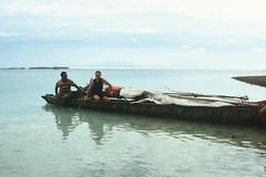 Olive's sailing canoe (damian welch) Tags: sailing olive canoe tokelau atafu vaka