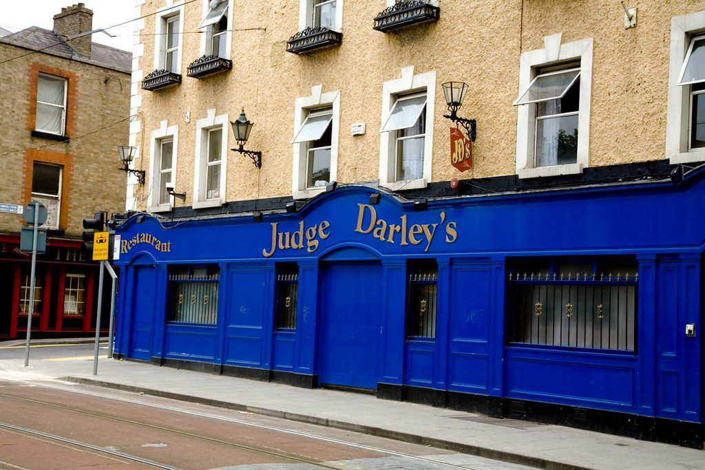 DUBLIN PUB - JUDGE DARLEY'S