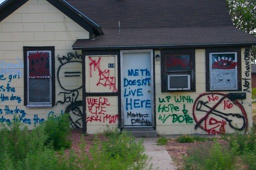 Anti Meth House