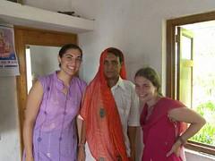 With Rajmahbai (beckytekkie) Tags: summer india 2006 bex hijra rajmahbai