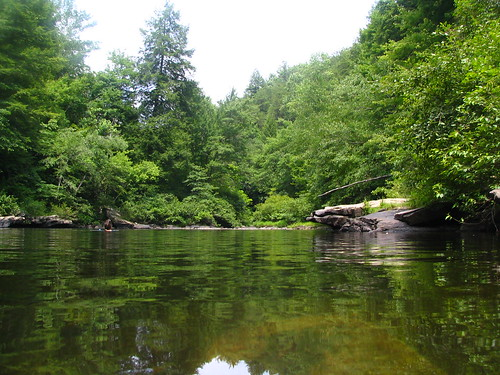 A Tennessee Swimming Hole