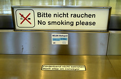 signs (bea2108) Tags: signs sign wonderful airport conveyer tempelhof