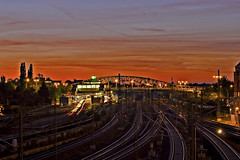 Es fährt ein Zug nach Nirgendwo:) - by jonas_k