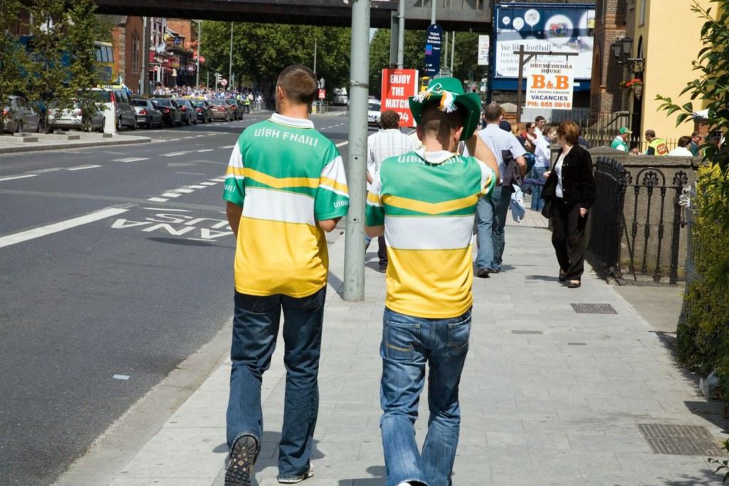 Gaelic football Supporters