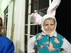 Kid bunny