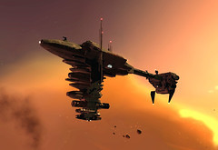 Nebulom B (Yo, minoría absoluta) Tags: game starwars screenshot mod homeworld warlords