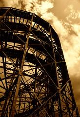 the curves of Cyclone (Ali Brohi) Tags: 20d brooklyn canon coneyisland event rollercoaster venue epic weeklysurvivor cyclone astroland sirenmusicfestival sirenfestival newyorknewyorkcity seedingchaos weeklyblog55 moazzambrohicom httpwwwmoazzambrohicom wwwmoazzambrohicom