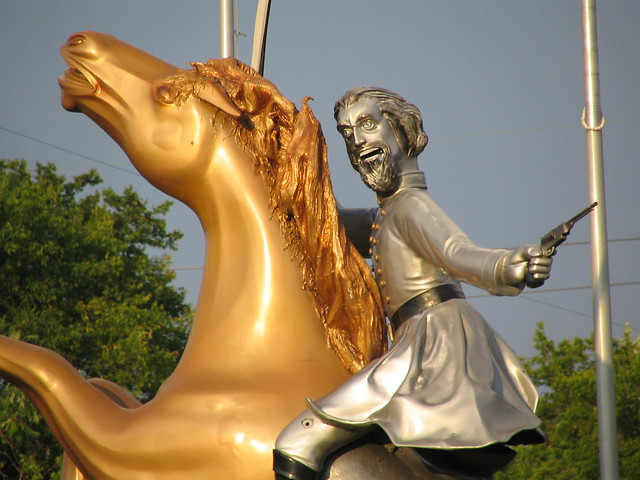 How one guy got even with the Nashville Zoning Commission: Nathan Bedford Forrest statue