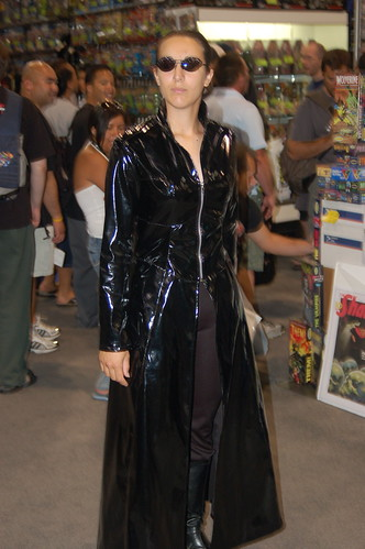 Comic Con 2006: Matrix