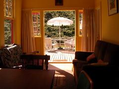 Sudarshanaloka community house lounge