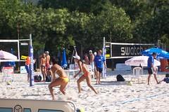 Beach Volley 2006 - Champ de Mars (bdausse) Tags: champdemars henkel beachvolley2006