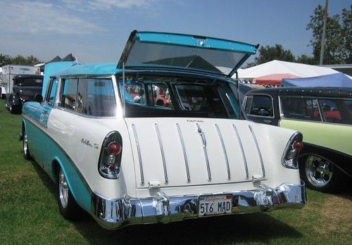 Chevrolet Nomad - 1956 by MR38.