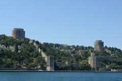 Fortıfıcatıons (CharlesFred) Tags: summer turkey turkiye 2006 istanbul İstanbul turkije turquia bosphorus turchia