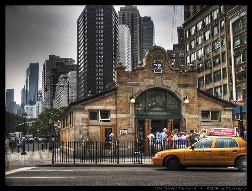 72nd Street Entrance