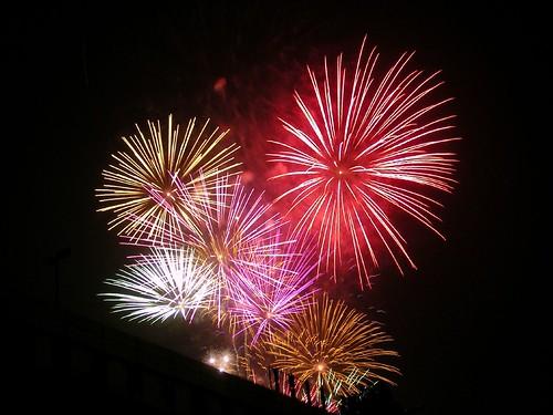 2006 Sumida River fireworks