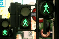 walk.. (areyarey) Tags: trafficlights green london trafficlight crossing walk go pedestrian holborn greenman pedestriancrossing greenmen areyarey