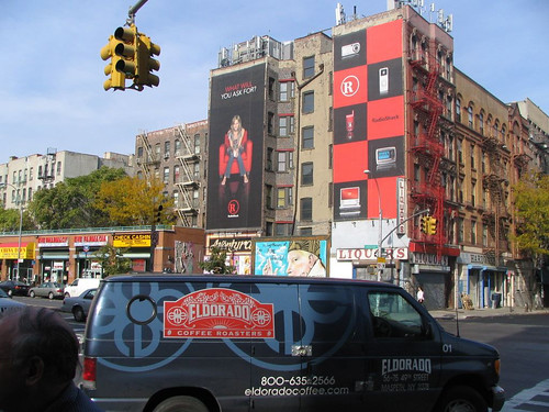 Radioshack Billboards
