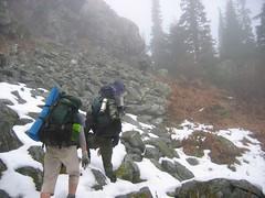 IMG_3611 (RichSo) Tags: hiking voc brewhut roecreek