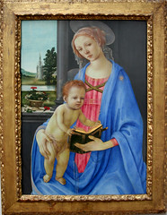 Madonna and Child (Ramon2002) Tags: berlin art germany painting europe madonnaandchild gemaldegalerie filippinolippi