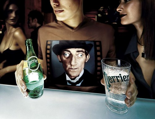 Campaign: Perrier