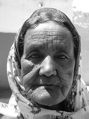 -Old woman-