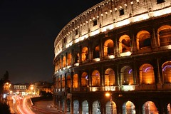 Colosseum (Ingiro) Tags: light italy rome roma night interestingness italia colosseum colosseo ingiro