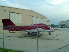 John Travolta's Airplane