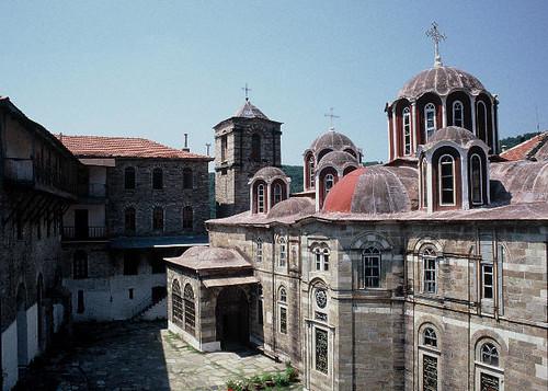 Konstamonitou (Athos)