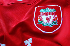 Shirt series: Liverpool FC (Ramin Hossaini) Tags: shirt liverpool soccer jersey ynwa