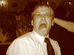 Daniel (mapper-montag) Tags: family wedding funnyface sepia expression daniel expressive shock shocked reaction funnyexpression weirdexpression shockedexpression
