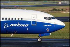 IMG_3908FL5 (Gerry McL) Tags: ryanair eidcl prestwick pik egpk scotland boeing 737800 dreamliner scheme