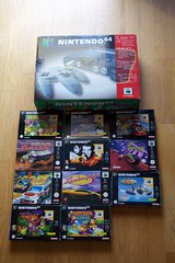 Nintendo 64 (Apple Lover) Tags: old rumble xbox pack ps1 ps2 console n64 supermario playstaion nintendo64 consoles ps3 ps4