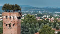 (klingp (instagram)) Tags: lucca toscana toscane italie ville