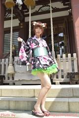 _DSC6173rmc (kamepi) Tags: portrait 東京 夏祭 ポトレ merutkw めるたん merutan 201508xx