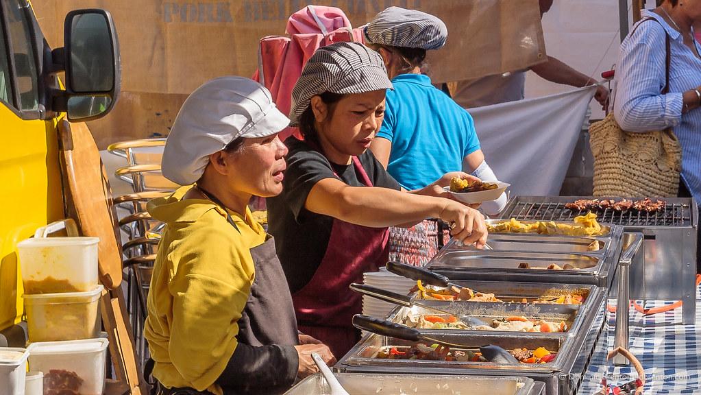 Asian cuisine