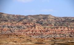 Naxvan (Naxvan, Azerbaijan) - Landscape (Danielzolli) Tags: mountain berg montagne landscape paisaje azerbaijan berge paysage landschaft montanhas fjell montaas gebirge gory dalar hory  fjll fjall planina aserbaidschan pejsaz  azerbaycan azrbaycan azrbaycan gebirgskette montaignes nakhchivan nakhichevan naxcivan  azerbaiyan  nachitschewan naxvan aserbaigian
