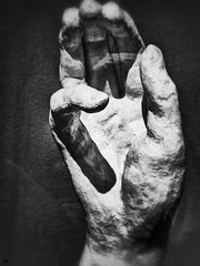 Hand - How to End War - Art and ... SEE LINK (photographymontreal) Tags: art hand double rodin supernatural