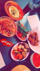 مطعم هاشم - وسط البلد (Barbarawi90) Tags: summer amman jordan وسط 2015 مطعم فلافل البلد حمص هاشم فول