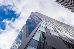 La Défense Tour Majunga (Dydi Lion) Tags: architecture canon buildings eos la day cloudy jour ciel nuages defense t3i gratte 600d