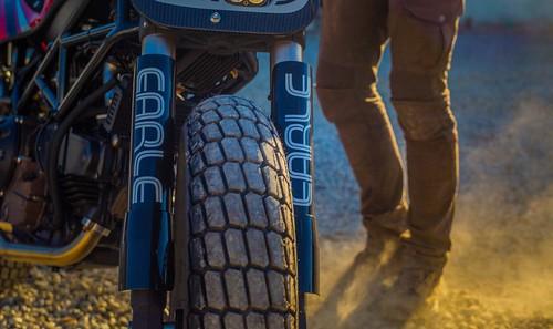 Ducati Monster by Alex Earle