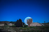 Mt Marshall Pergandes Orb (picturesbysteve) Tags: yards lightpainting canon sheep orb australia roadtrip western wa 5d westernaustralia 6d 24105 australiaholiday lightartperformancephotography 5dmkii lightartphotography wheatbeltway pergandes