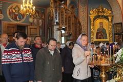 27. The commemoration day of St Sergius of Radonezh in Bogorodichnoe village / Праздник Прп. Сергия Радонежского в Богородичном